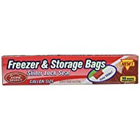 Home Select 食品储存袋加仑