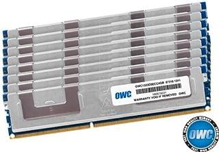 32GB OWC DDR3 PC3-10666 1333MHz SDRAM ECC 8 x 4GB Quad2 Channel Kit