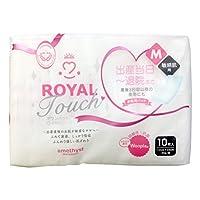 大卫 紫水晶 孕妇用衬垫 Osanpat Royal touch 白色 L