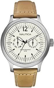 NAUTICA 诺帝卡 美国品牌 Classic系列 石英手表 男士腕表 A12606G