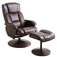 Tomma 躺椅 棕色 1人坐 电器