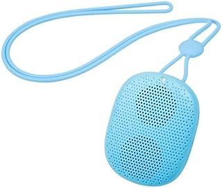 AudioSonic 3 W 蓝牙音箱,带可充电电池 - 蓝色