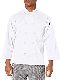 Chef Code Basic 男士珍珠纽扣长袖外套