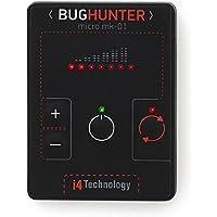 *小的防间谍信号探测器 BugHunter 微型隐藏摄像头麦克风手机探测器