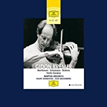 进口CD:克莱默小提琴奏鸣曲4746482(8CD)