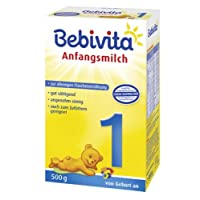 Bebivita 1 Anfangsmilch, 5er Pack (5 x 500 g)