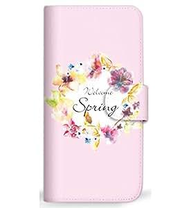mitas 智能手机壳 手册式 春 毛绒SC-0370-PK/iPhoneSE 1_iPhoneSE (iPhoneSE) 粉色