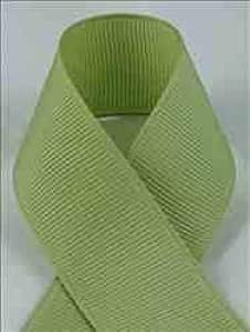Schiff Ribbons 744-9 Polyester Grosgrain 1-1/2-Inch Fabric Ribbons, 100-Yard, Celadon