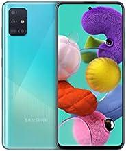三星 Galaxy A51 智能手机套装(16.4 厘米(6.5 英寸))128 GB 内部存储,4 GB 内存,双存储,安卓