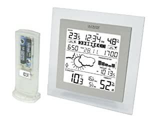 LA crosse TECHNOLOGY ws9257Complete 气象站