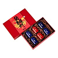monkeytea 猴牌大红袍 乌龙茶 限定版礼盒42g(亚马逊自营商品, 由供应商配送)