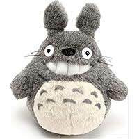 吉卜力工作室 龙猫 大龙猫 笑 S 毛绒玩具 高15cm