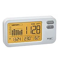 TFA Dostmann 31.5009.02 AIRCO2NTROL COACH CO2 显示器