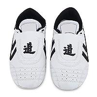 Dilwe Taekwondo 鞋,10 种尺寸软橡胶鞋底武术运动鞋,男女皆宜 Kong Fu Taichi