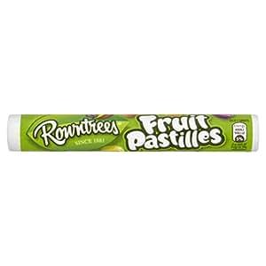 Rowntrees Fruit Pastilles Tube, 52.5 g (Pack of 32)