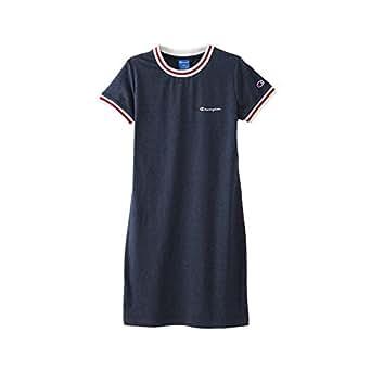 Champion WOMEN'S ACTIVE STYLE 女式 连衣裙 CW-MS325-370 深蓝色 M