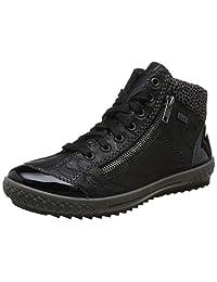 Rieker 女 踝靴 M6143(亚马逊进口直采, 德国品牌)