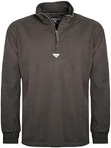 Bushman Outfitters 男式 Kalispell 运动衫 XX-L 棕色 501027