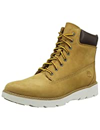 Timberland Tb0a26Jb 女式高帮皮马靴