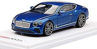 TSM MODEL 1/43 Bentley 欧式圆领 GT 海盗蓝 成品