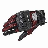 KOMINE GK-215 保护3D网眼手套 Protect 3D M-Gloves M GK-215