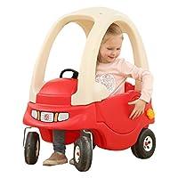 STEP2 吉姆脚行车进口儿童舒适房车宝宝滑行车学步车四轮童车男孩踏行车7419