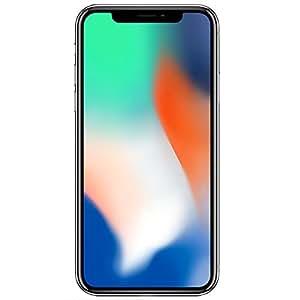 Apple 苹果 iPhone X(A1865)全网通4G 手机 (256G, 银色)