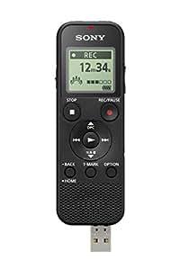 索尼数字录音机 PX370 - Mono Recorder 黑色