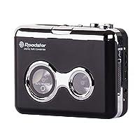 Roadstar 立体声盒播放器,带音频编码——黑色