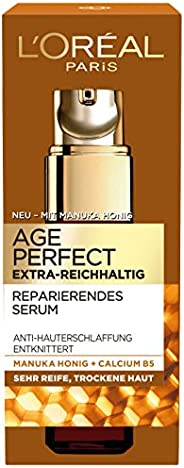 L'Oréal Paris  巴黎欧莱雅 Age Perfect 富含Manuka精华 肌底液 1 件装(1 × 30 毫升)