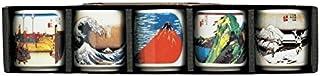 日本的心系列 东海道 小吃饭套装美浓烧