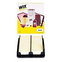 WIX 维克斯 空气滤清器/空滤芯 49460 本田锋范1.5L/飞度 1.3L/1.5L*2个超值装(亚马逊自营商品, 由供应商配送)