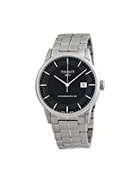 天梭TISSOT 自动机械表男士手表豪致系列 T086.407.11.051.00