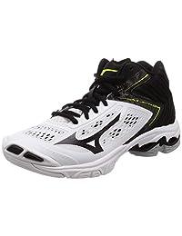 [Mizuno 美津浓] 排球鞋 WeekrightningZ5 MID (当前款式)