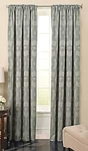 Beauty Rest 15779052108SSG 108 Sage Odette Blackout Window Curtain