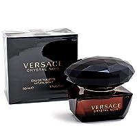 Versace Crystal Noir by Versace for Women - 1.7 Ounce EDT Spray