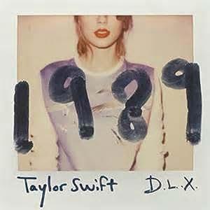 泰勒•史薇芙特:1989(CD 豪华版 附限量版文件夹)