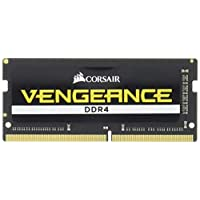 Corsair Vengeance SODIMM 32GB (4x8GB) DDR4-4000 (PC4-32000) CL19 适用于英特尔 X299 系统 - CMSX32GX4M4X4000C19