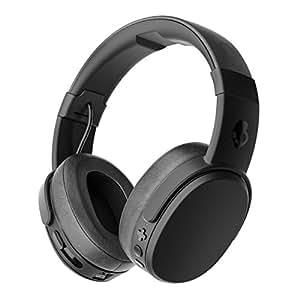 Skullcandy 密闭式无线头戴式耳机 支持蓝牙 CRUSHER WIRELESS 【国内正品】A6CRW-K591 亚马逊款式