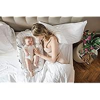 Sleepyhead Deluxe Plus Pod 0-8m 婴儿睡垫 Carrara Marble