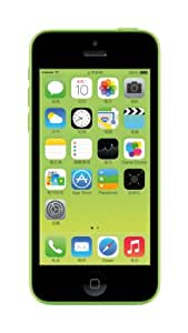 Apple iPhone 5c(16G) 3G智能手机(绿色 联通版)