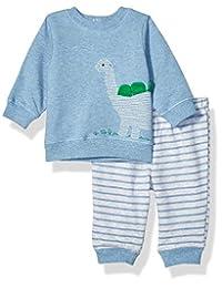 Little Me 男嬰運動衫套裝