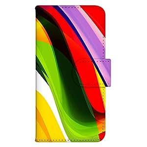 智能手机壳 手册式 对应全部机型 印刷手册 wn-547top 套 手册 图形艺术 UV印刷 壳WN-PR328466-M Xperia Z1 f SO-02F 图案C