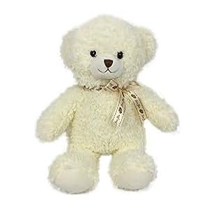 舒适一小时 13 英寸坐姿可爱泰迪熊超软抱枕动物毛绒玩具