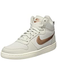 Nike 女式 COURT BOROUGH MID 训练鞋