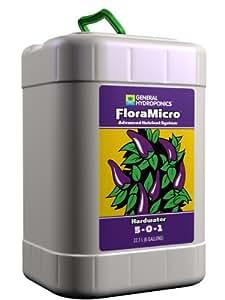 General Hydroponics FloraMicro 植物硬水 6 Gallon FBA_GH1617