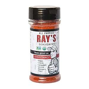 The Spice Hut Ray's All Purpose 季节化,5盎司