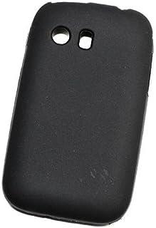 So'axess TPUSGS5360-01 硅胶手机壳三星 Galaxy Y S5360 - 黑色