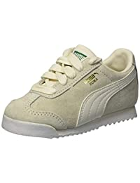 PUMA 男女通用 Roma Gents Nubuck 儿童运动鞋