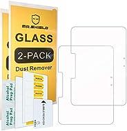 [2 件装]-Mr.Shield 三星 Galaxy Tab Active PRO 10.1 英寸 [钢化玻璃] 屏幕保护膜,终身更换